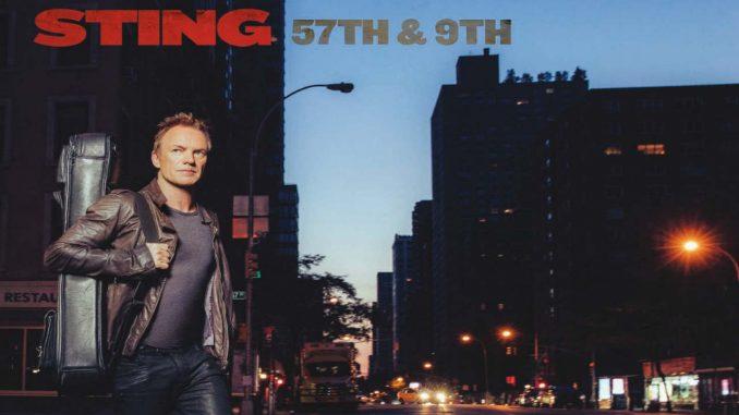 νέου άλμπουμ του Sting