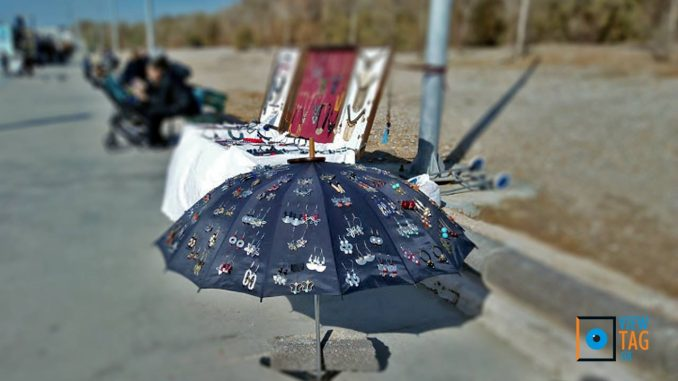 Οι ομπρέλες δεν υπάρχουν μόνο για τη βροχή Νο2