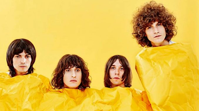 TEMPLES – STRANGE OR BE FORGOTTEN