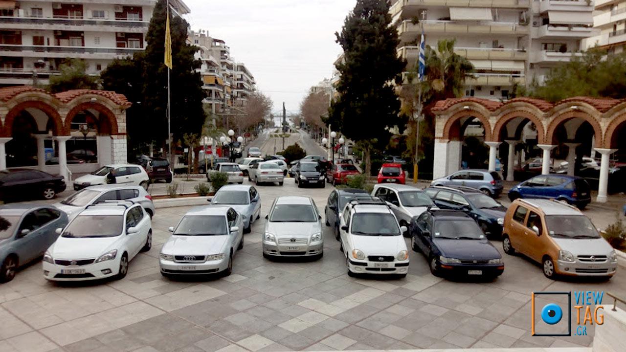 Panagitsa-Parking