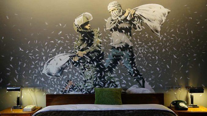 Banksy, ο διάσημος καλλιτέχνης άνοιξε το ξενοδοχείο
