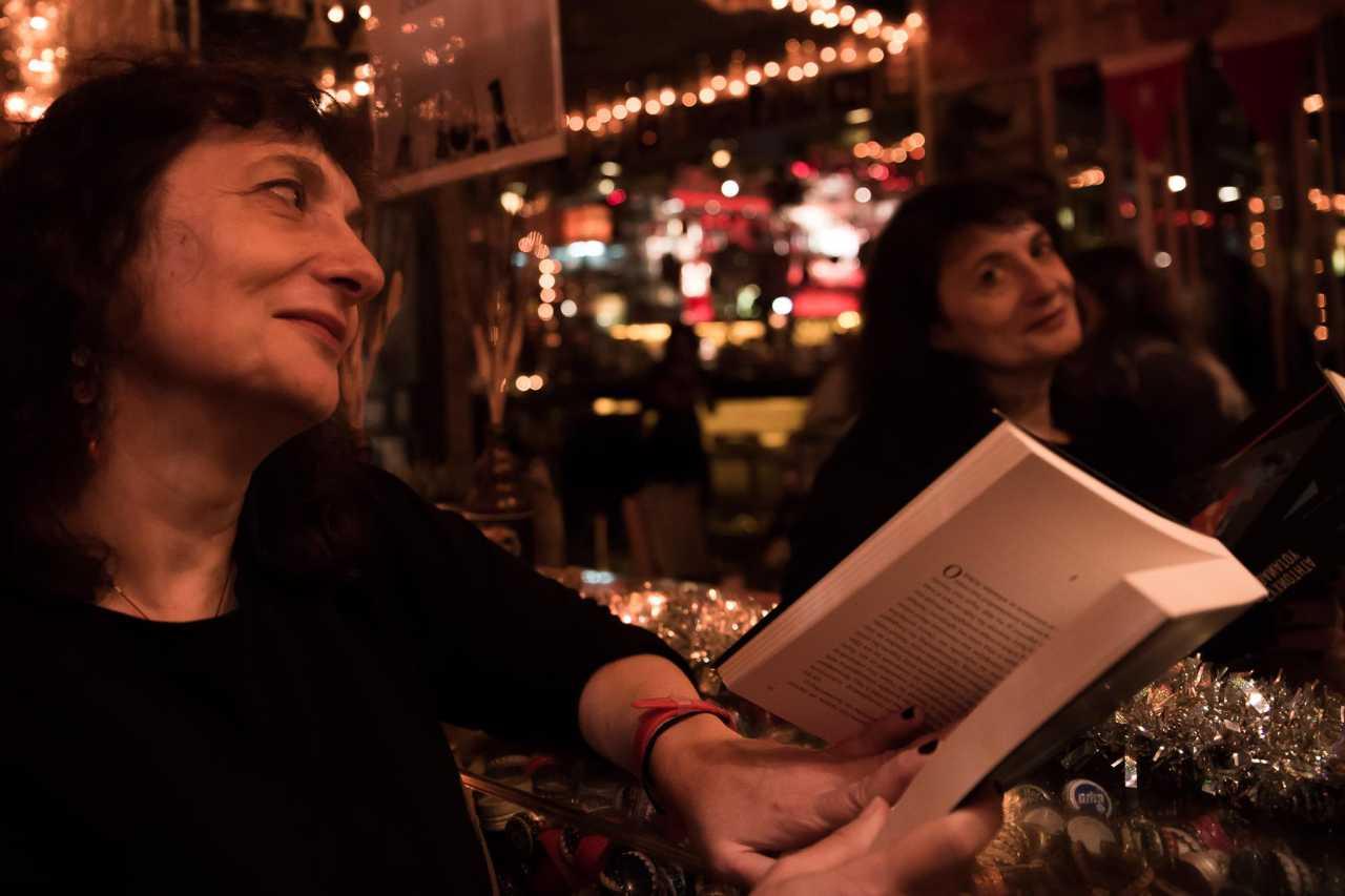 Χίλντα Παπαδημητρίου: Οι άνθρωποι σήμερα είναι πιο οργισμένοι, πιο απελπισμένοι και συγχρόνως πιο αποφασισμένοι να ζήσουν