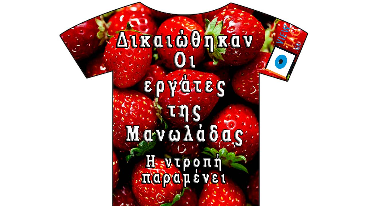 T-shirt Stories: Φράουλες και ντροπή