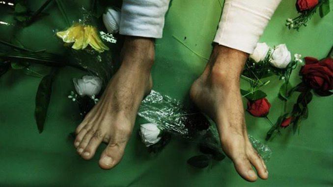 Γιάννης Σκουρλέτης - Παράσταση Της Bijoux De Kant «Αντιφώνηση»