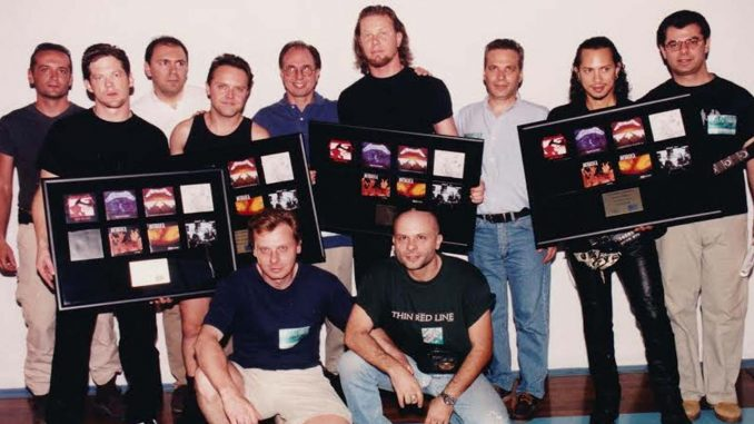 Metallica ίσως να θέλεις