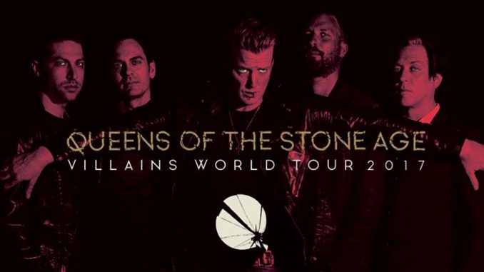 QUEENS OF THE STONE AGE- THE WAY WE USED TO DO