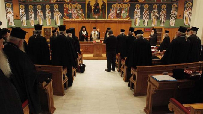 Εξοργιστική η στάση της διοικούσας εκκλησίας