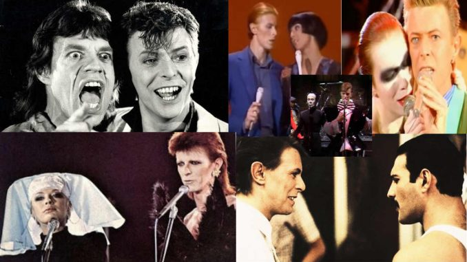 Bowie and Friends