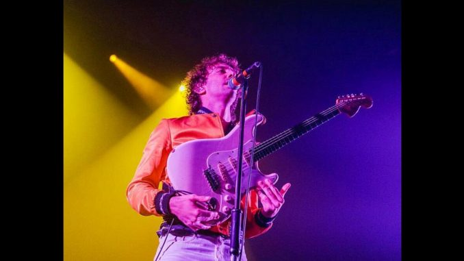 ALBERT HAMMOND JR. – SET TO ATTACK