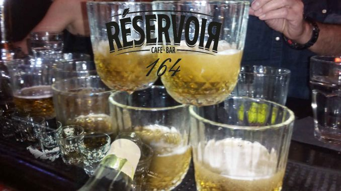 Reservoir 164 - Party