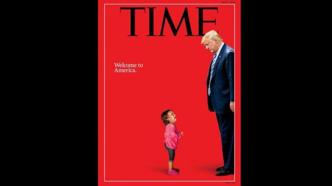 Time: Το εξώφυλλο