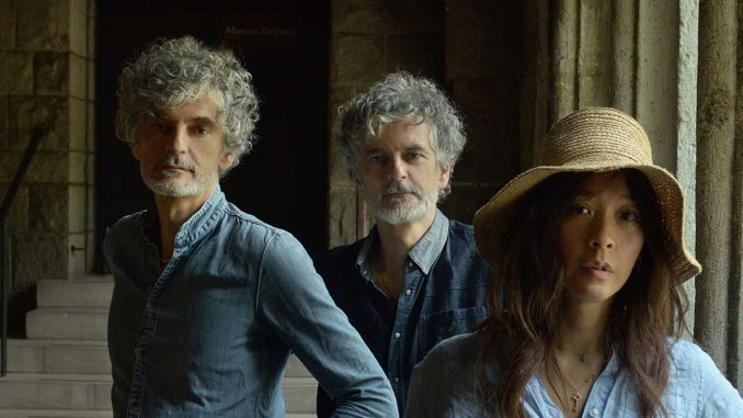 BLONDE REDHEAD – WHERE YOUR MIND WANTS TO GO (feat. LUDOVICO EINAUDI)