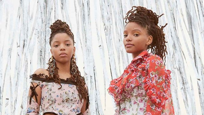 CHLOE X HALLE – HAPPY WITHOUT ME