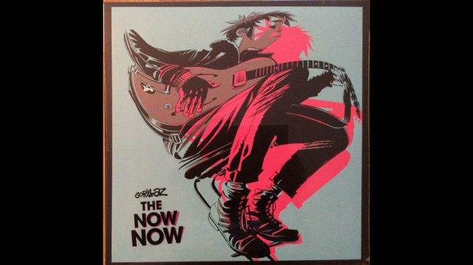 Gorillaz, The Now now