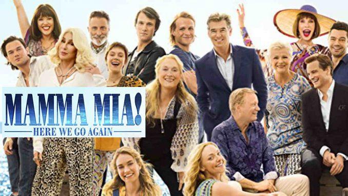 Mamma Mia - Μια όχι κινηματογραφική