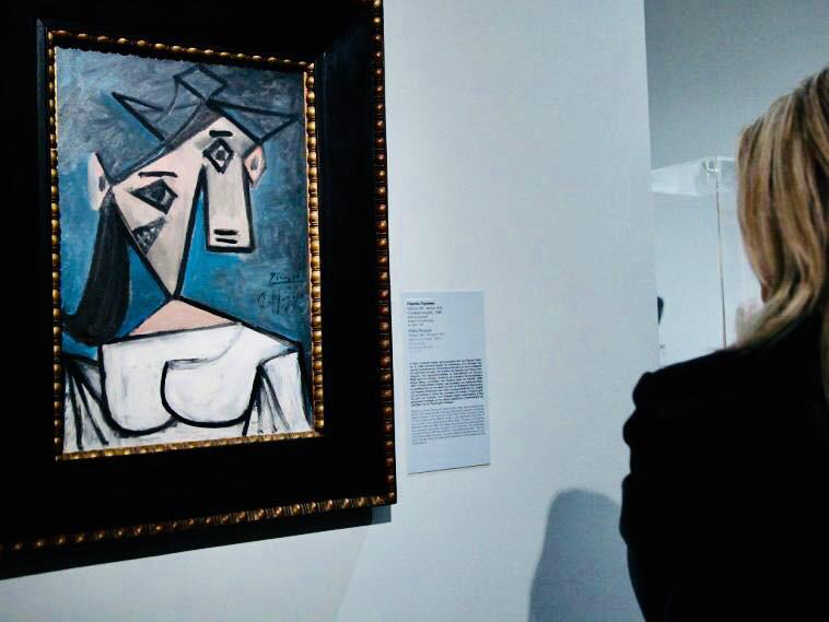 Θέλω πίσω τον Picasso