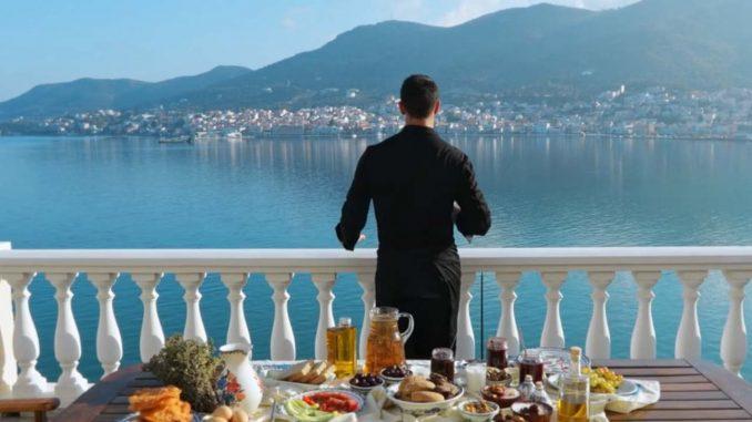 Πρωινό στη Σάμο