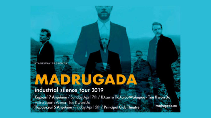 Madrugada: Δύο live