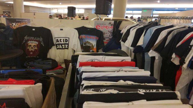 T shirts bazar