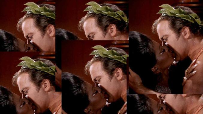 διαφυλετικό φιλί