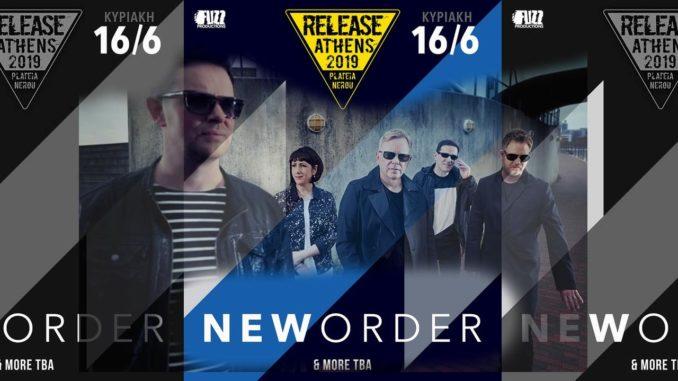 New Order live