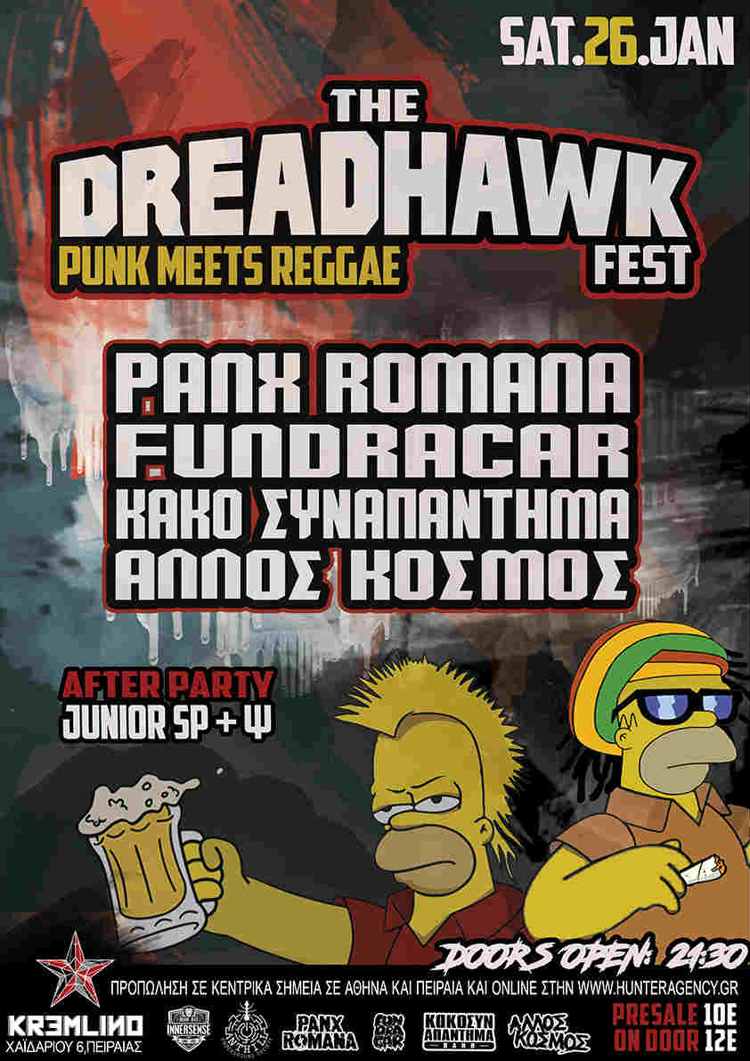 The DreadHawk Fest