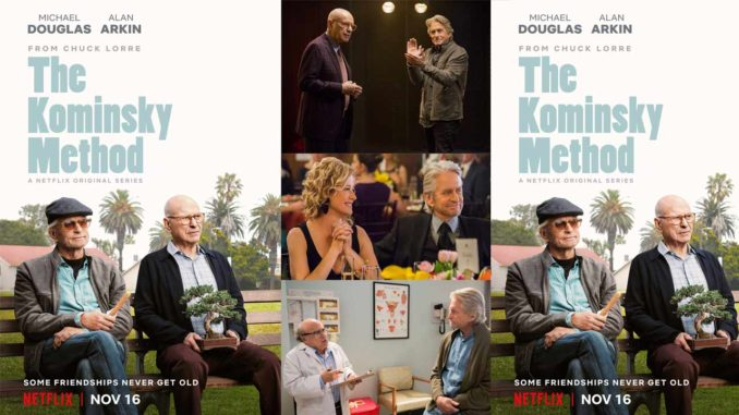 «The Kominsky method»