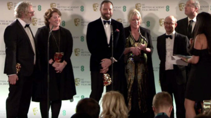 BAFTA: Επτά βραβεία