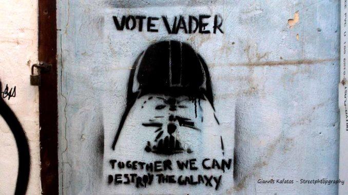 Ψηφίζω σημαίνει