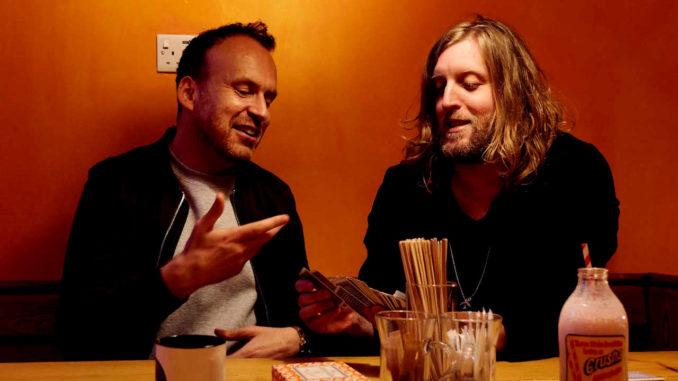 ANDY BURROWS & MATT HAIG