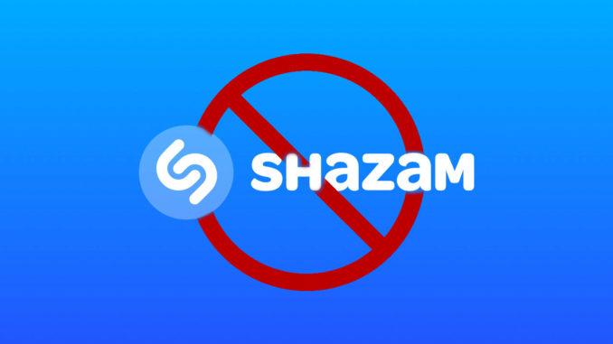 Shazam τέλος