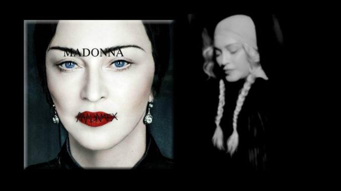 Madonna: I rise