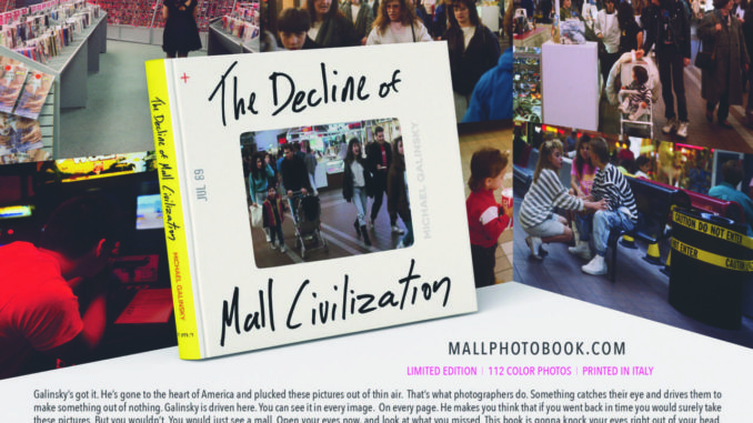 THE DECLINE OF MALL CIVILIZATION