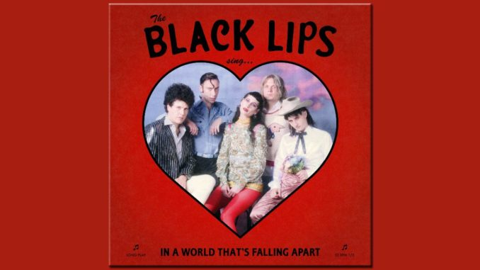 THE BLACK LIPS - GENTLEMAN