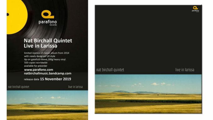Nat Birchall Quintet