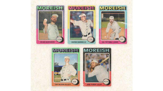 MOREISH IDOLS - BASEBALL