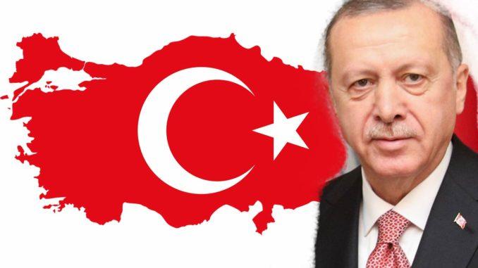 πτώση του Ερντογάν