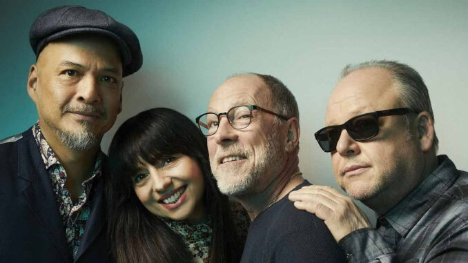 PIXIES – HEAR ME OUT