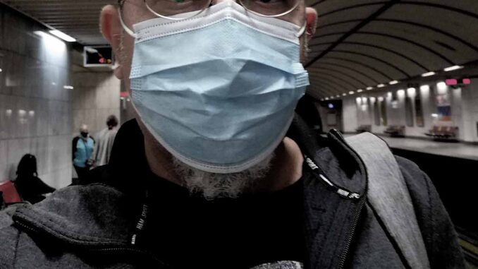 Αγαπημένη μου μάσκα